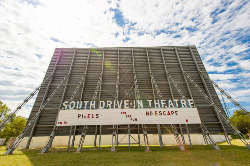 South Drive-in Theatre   United Wireless   4G LTE, No Roaming ...
